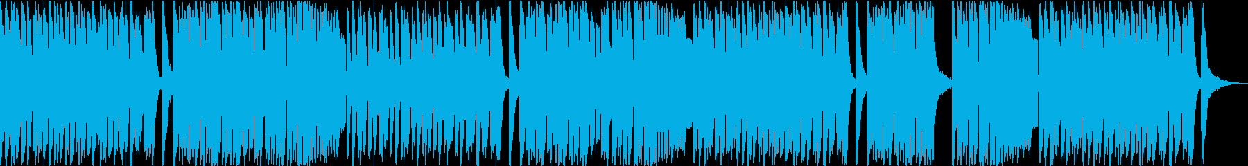 風変わりな、ハッピーゴーラッキーヴ...の再生済みの波形