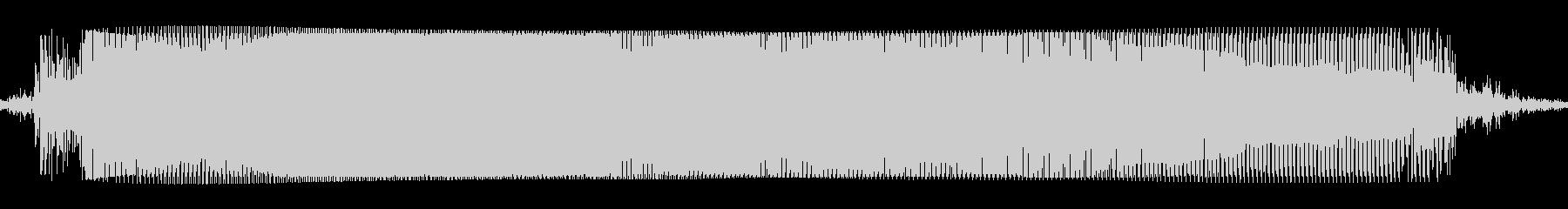 ギターメタルパワーコードzf wの未再生の波形