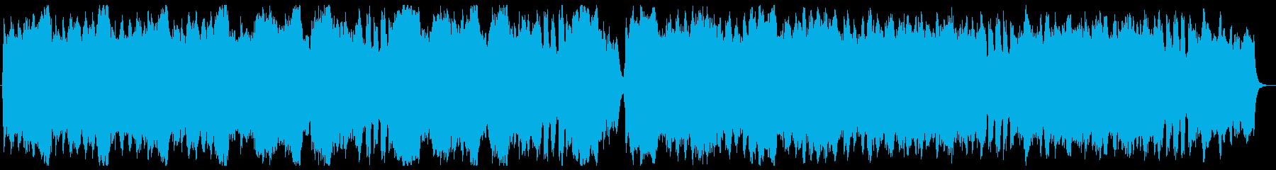 荒野の果てに オルゴール&Str.の再生済みの波形