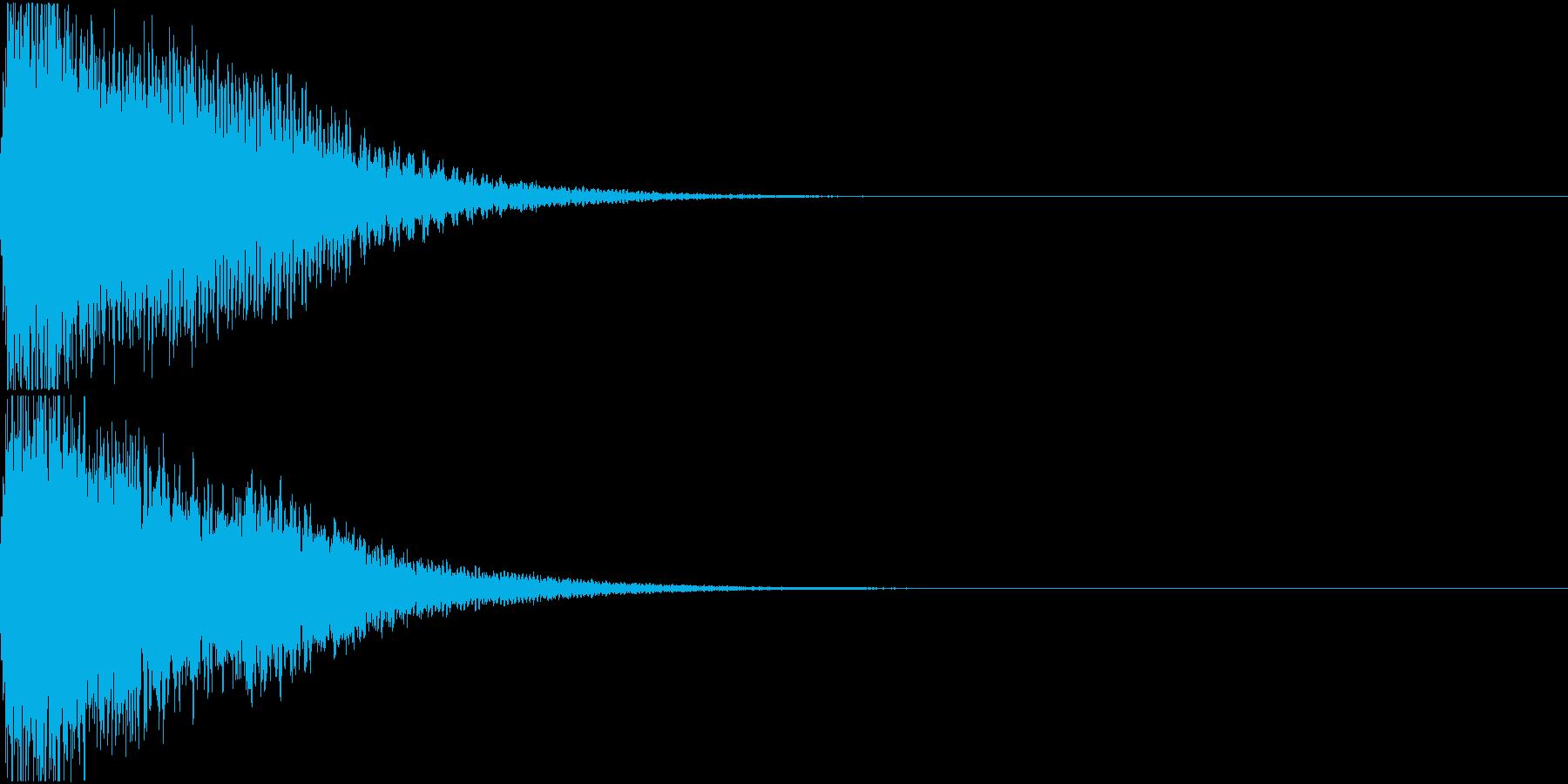 ロボット 合体 ガシーン キュイン 31の再生済みの波形