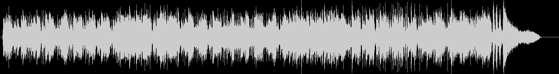 レコード/シンプル/ロック/ブルースの未再生の波形