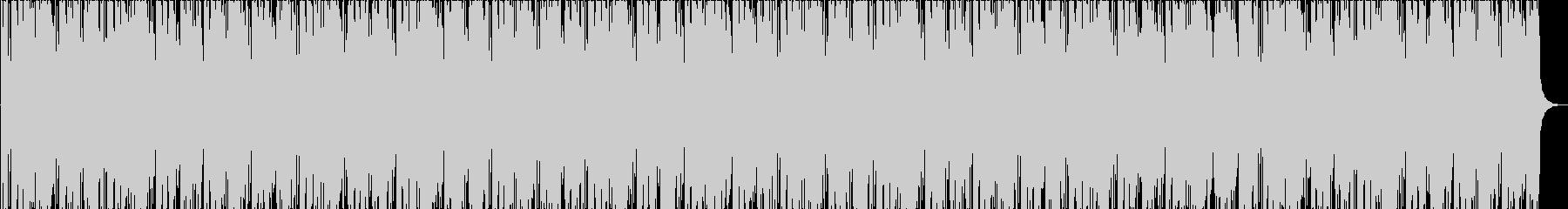 ゆったり大人な雰囲気のJazzHopの未再生の波形