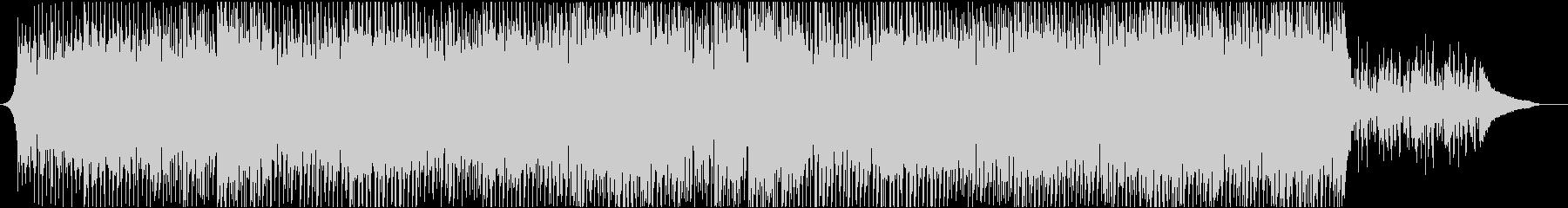 ピアノでリズミカルの未再生の波形