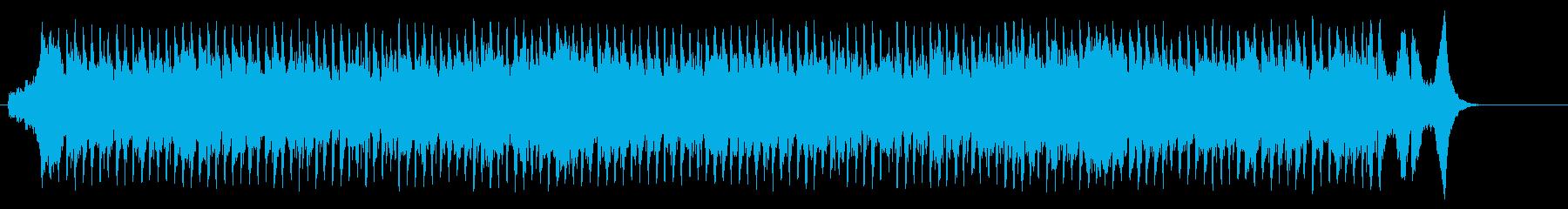 若者を式典で称えるマーチ風/クラシックの再生済みの波形