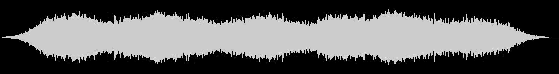 シニスタースピリッツの存在の未再生の波形