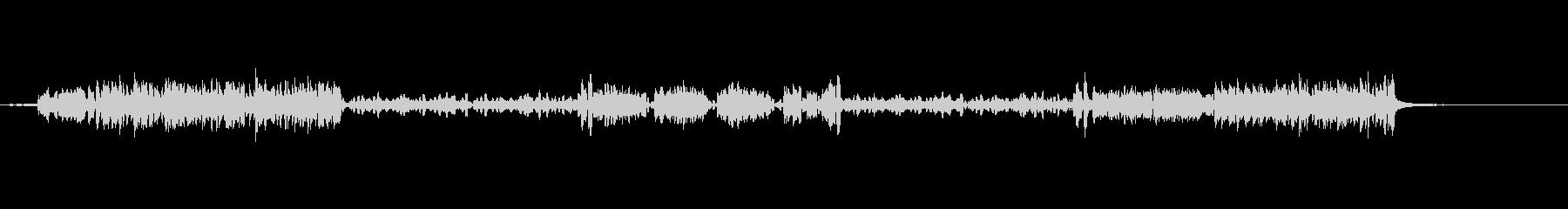 オーケストリオン、CALLIOPE...の未再生の波形