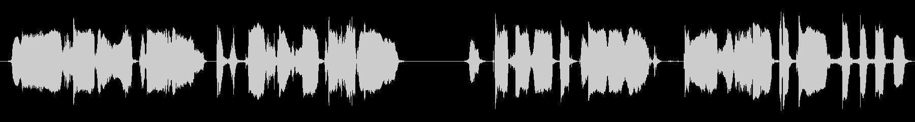 リトルレッドモンスター:メアリーハ...の未再生の波形