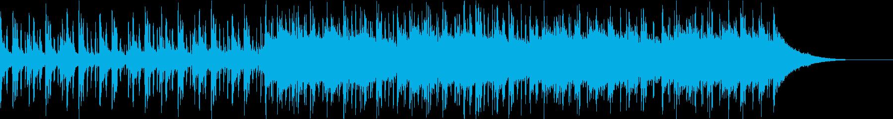 Pf「単独」和風現代ジャズの再生済みの波形