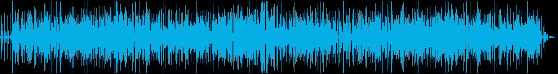 インストゥルメンタル、ベース、ロー...の再生済みの波形