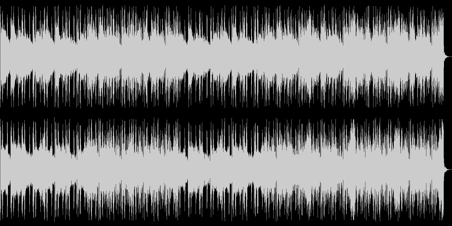 爽やか/落ち着き/R&B_No597_2の未再生の波形