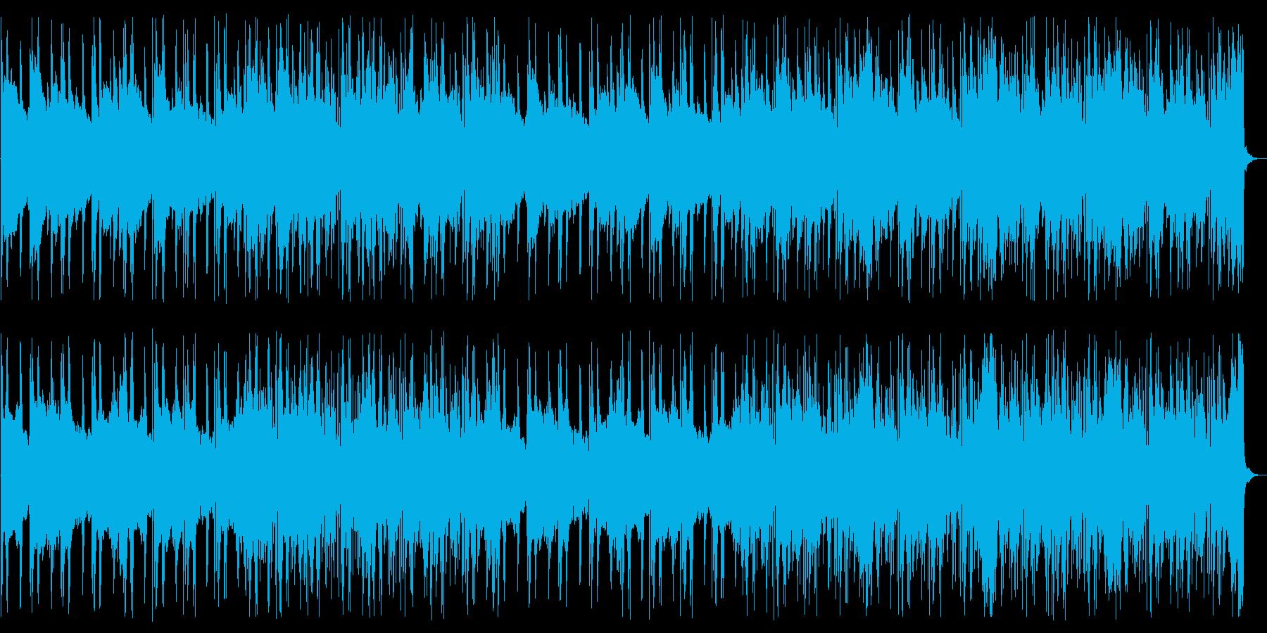 爽やか/落ち着き/R&B_No597_2の再生済みの波形