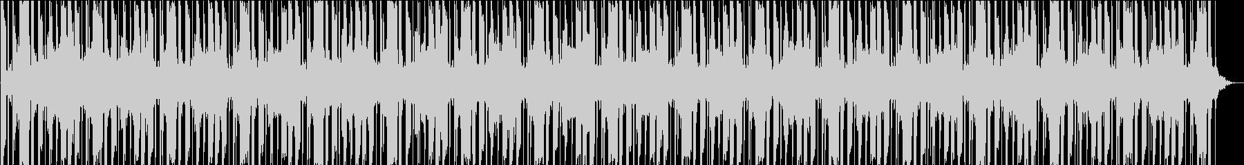 シーケンス 電子ビートダーク01の未再生の波形