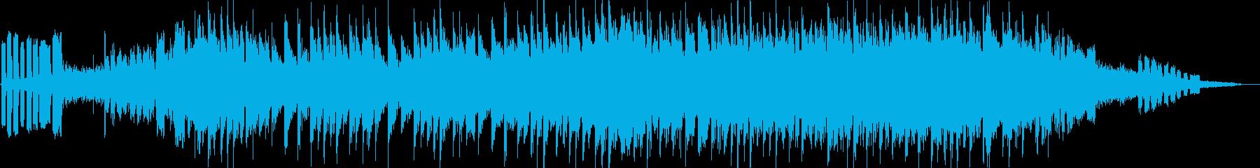 ポップ テクノ モダン ファンク ...の再生済みの波形