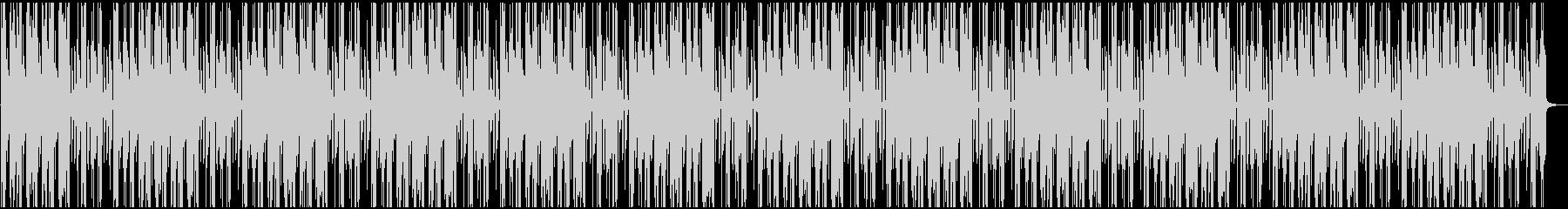 リラックス スロー R&B 日常の未再生の波形