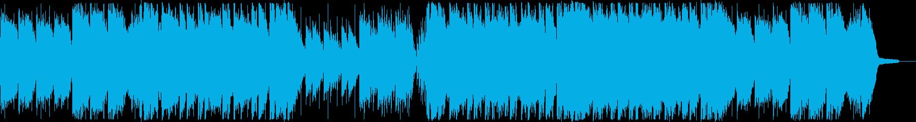 バラード・おしゃれな洋楽の再生済みの波形