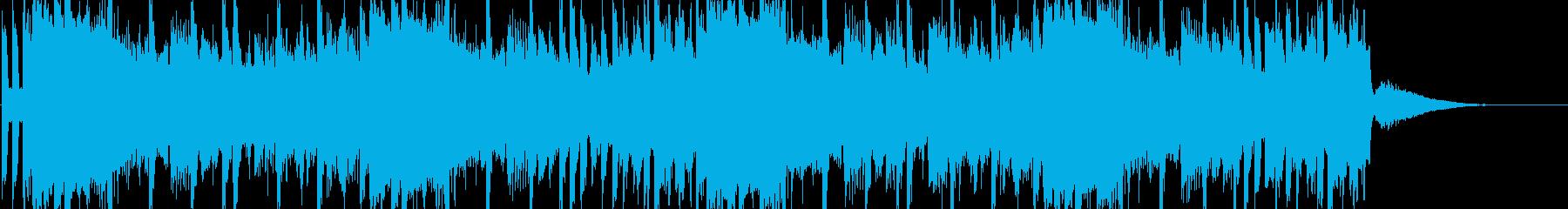 トラップ ヒップホップ レトロ ほ...の再生済みの波形