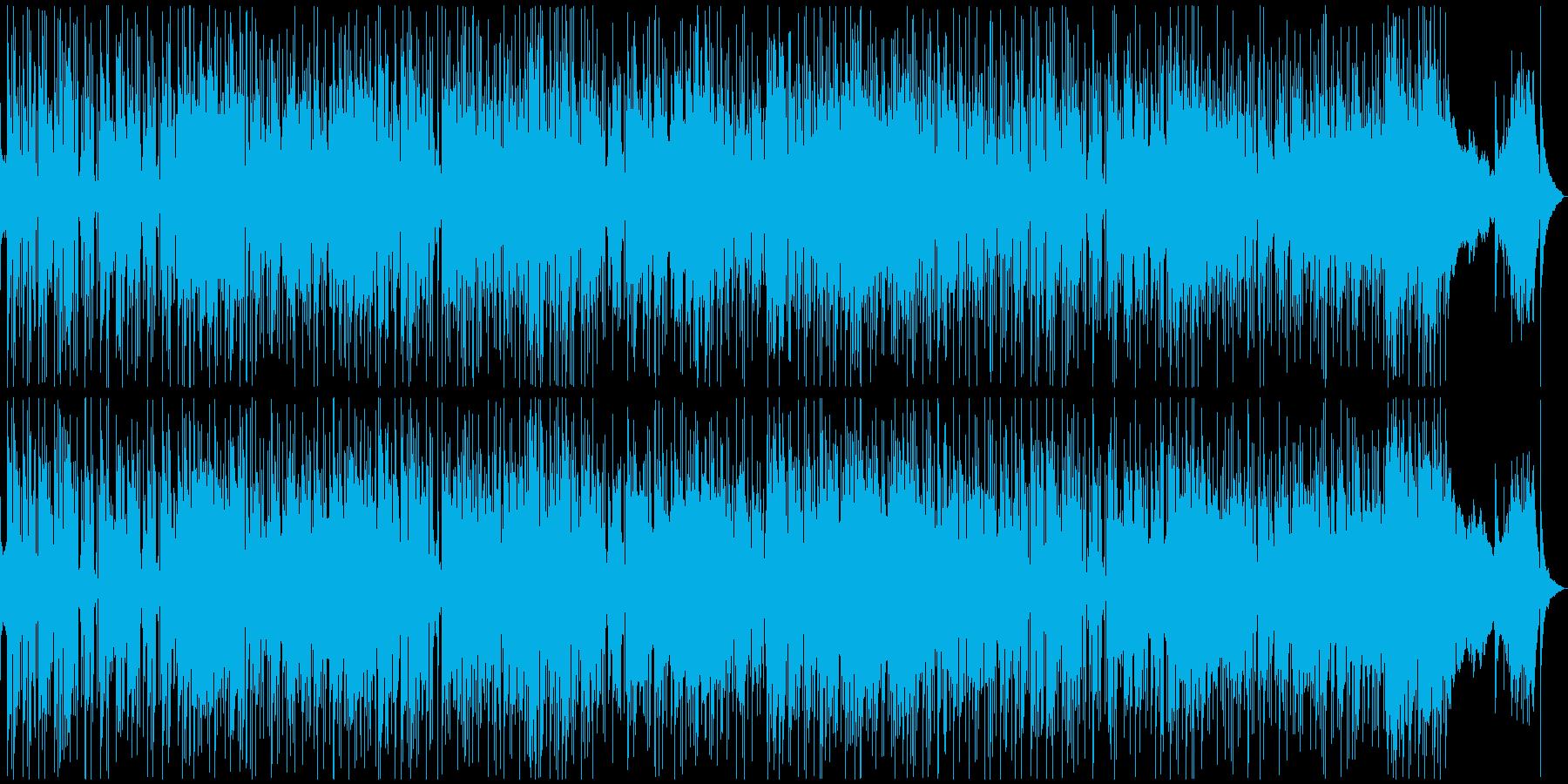 カフェタイムのお供に/サックス生演奏の再生済みの波形