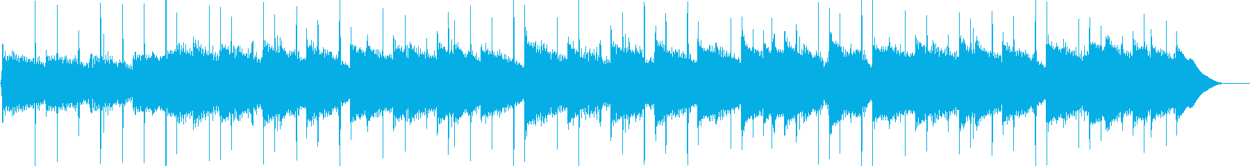 ラウンジ、神秘的、ソフトの再生済みの波形
