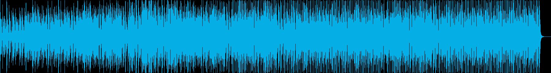 ポップ 楽しげ ファンタジー エキ...の再生済みの波形
