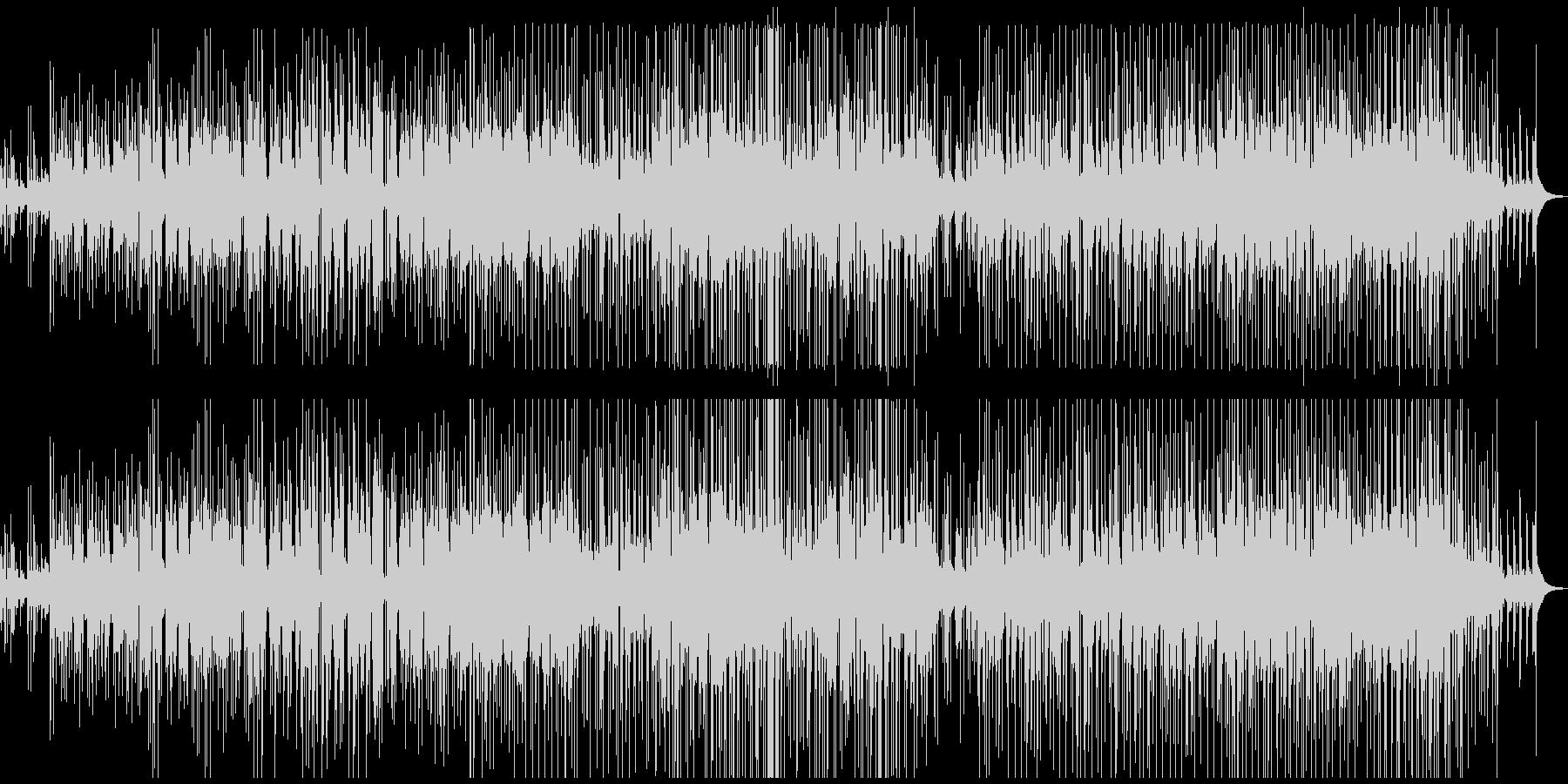 トリオフェンダーロードス。ジャズと...の未再生の波形