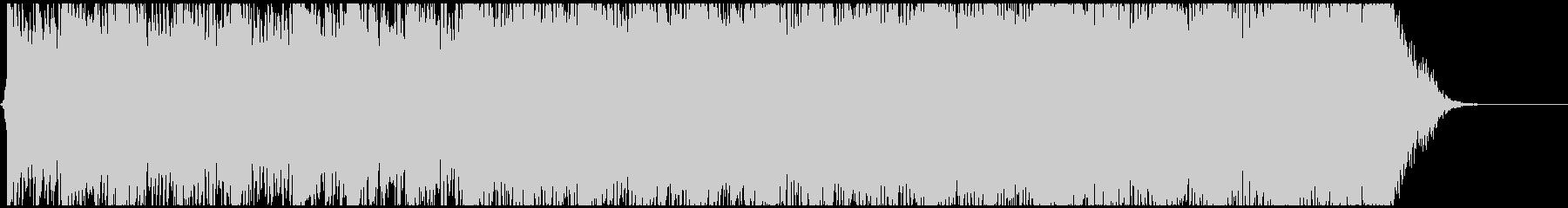 Charange IIIの未再生の波形