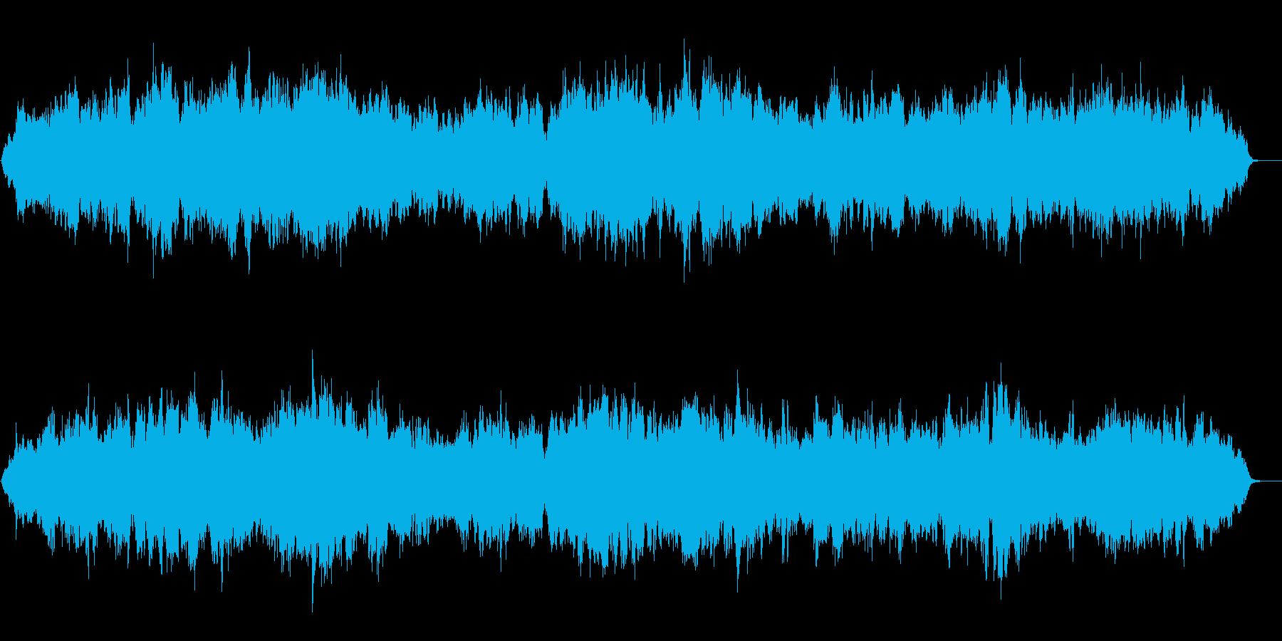 優雅で切ない弦楽バラードBGMの再生済みの波形