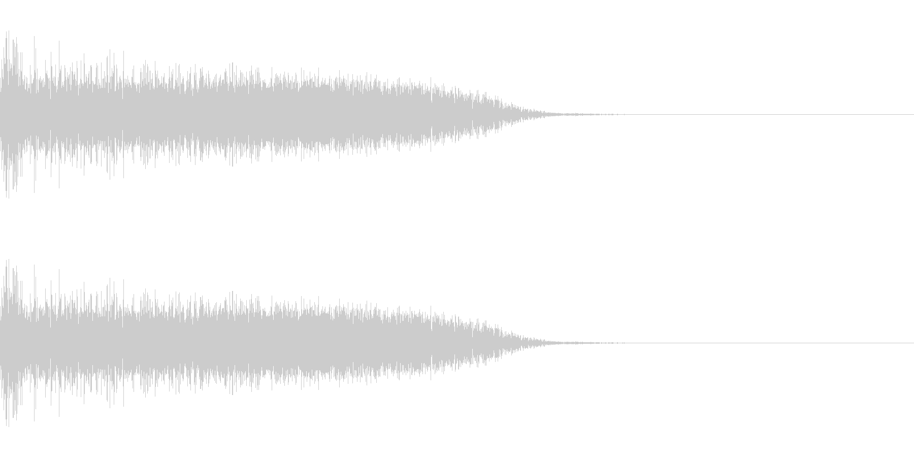 ザシュッ(短剣/斬撃/通常攻撃)の未再生の波形