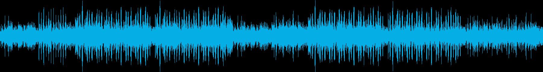 映画・幻想的・お洒落・ピアノサウンドの再生済みの波形