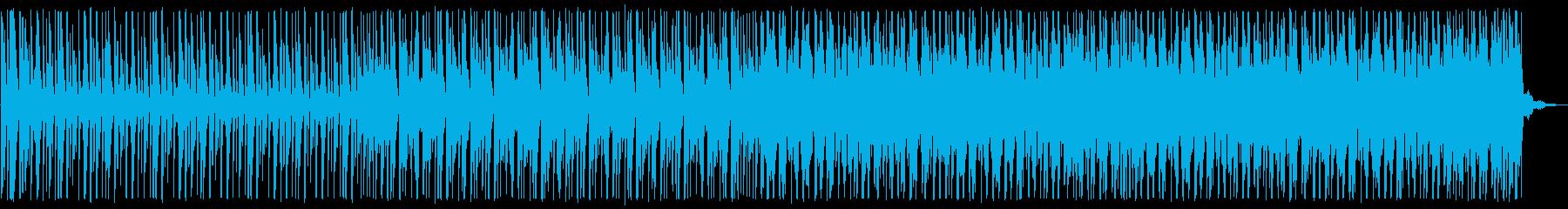 シンプル/ハウス_No671_3の再生済みの波形