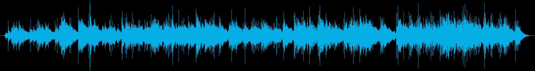 赤ちゃん ベビー ガラガラ 夢見心地 1の再生済みの波形
