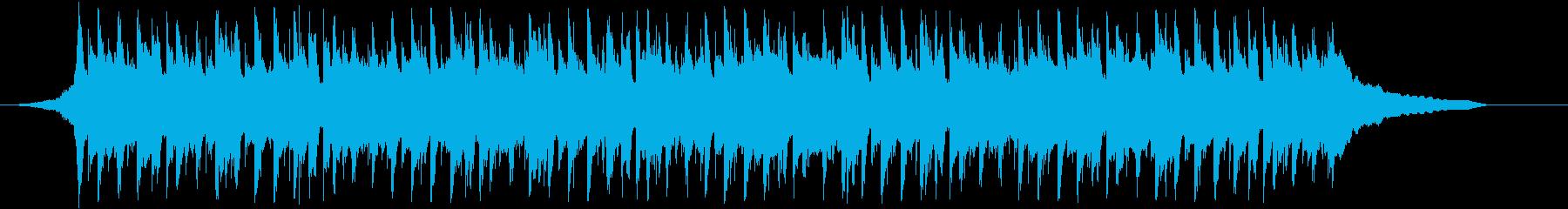 CM17/アコギ/爽やか/穏やか/感動的の再生済みの波形