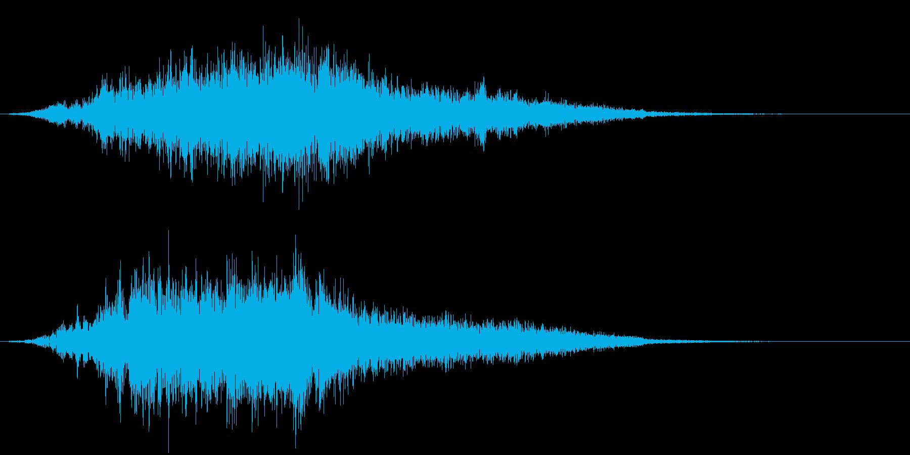 【シネマティック】 ライザー_05の再生済みの波形
