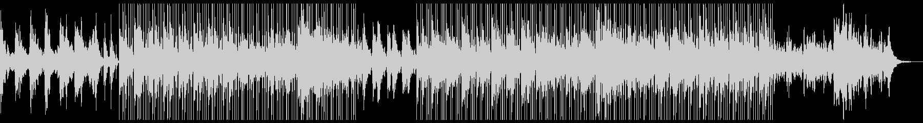 Lofi ノスタルジック 古いオルゴールの未再生の波形