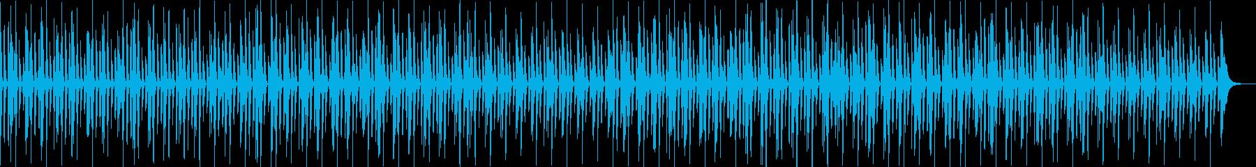 楽しいトランペット・明るいポップスの再生済みの波形