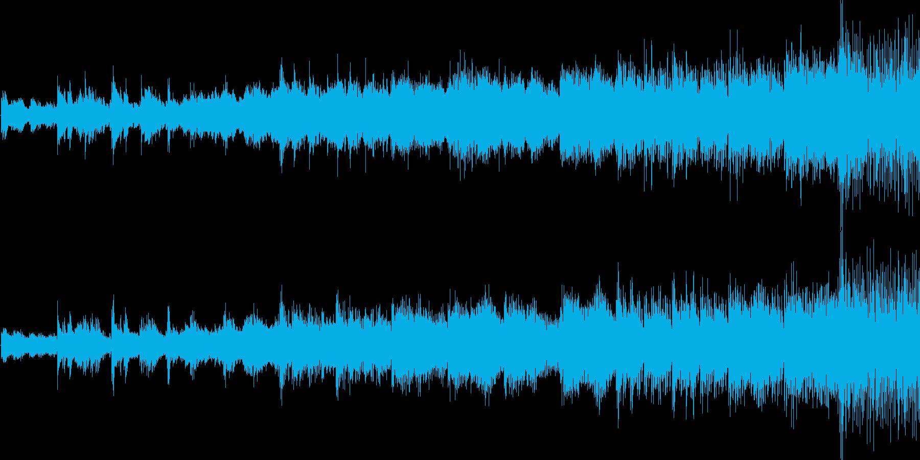 動画 技術的な 感情的 説明的 希...の再生済みの波形