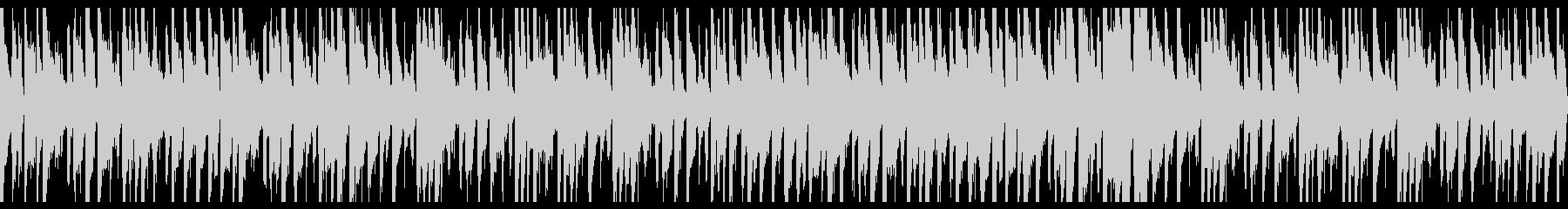 マリンバとピアノでお洒落なラテンダンスの未再生の波形