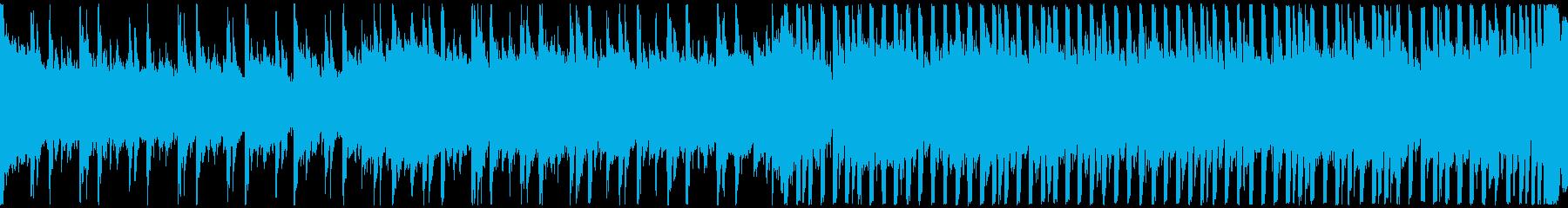 企業・イベント・CM用、爽やか、短ループの再生済みの波形