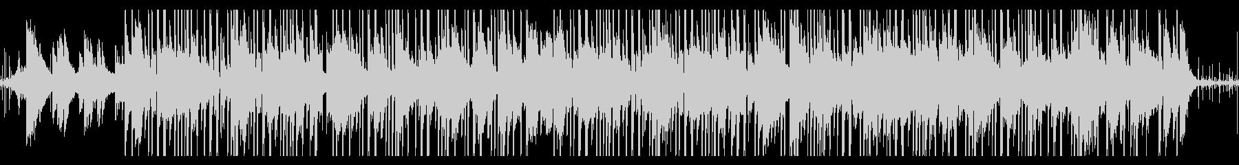 和風/日本/琴/おしゃれ/lofiビートの未再生の波形