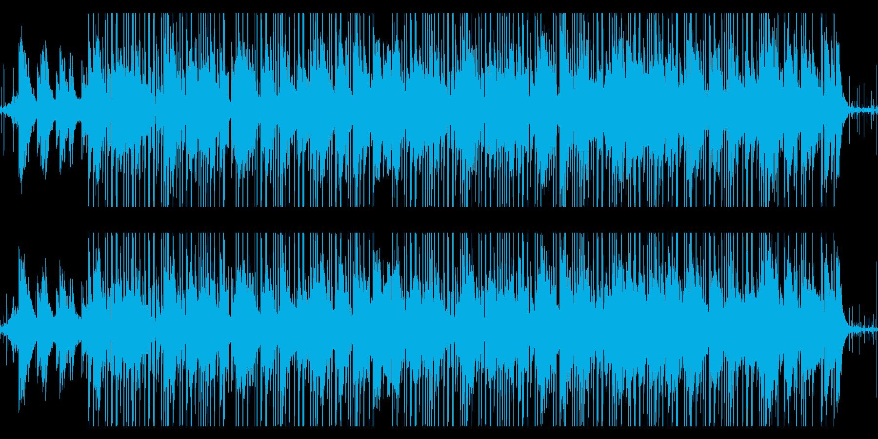 和風/日本/琴/おしゃれ/lofiビートの再生済みの波形