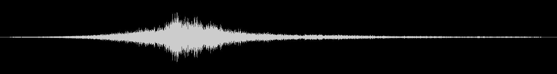 1978シェビーヴァン:ドライブバ...の未再生の波形