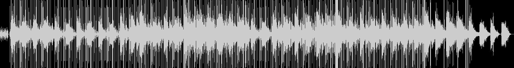 JIINO/色気のあるピアノHIPHOPの未再生の波形