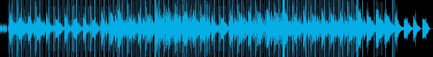 JIINO/色気のあるピアノHIPHOPの再生済みの波形