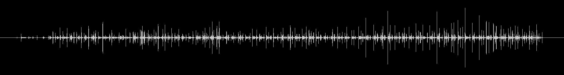 菜ばしでかき混ぜる音(料理/調理)の未再生の波形