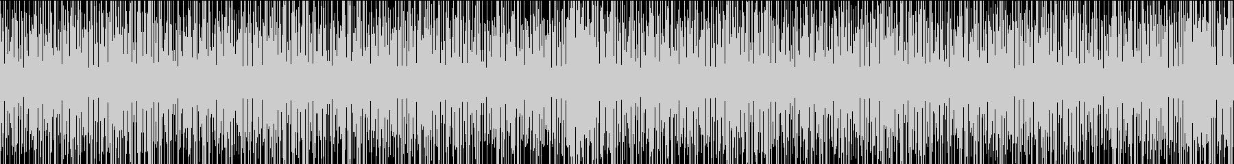 陽気なブラスサンバカーニバルループの未再生の波形
