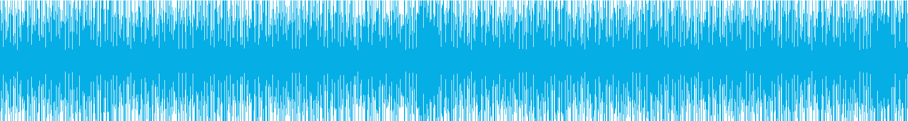 陽気なブラスサンバカーニバルループの再生済みの波形