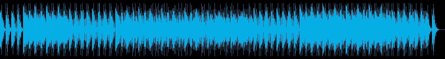 浮遊感・メロディアスなエレクトロニカの再生済みの波形