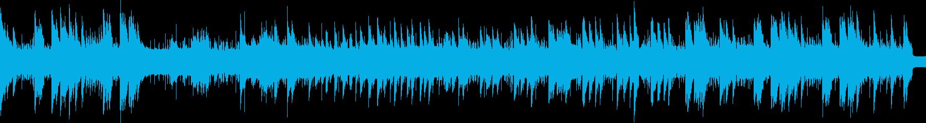 8bitスペースファンタジー 1コーラスの再生済みの波形