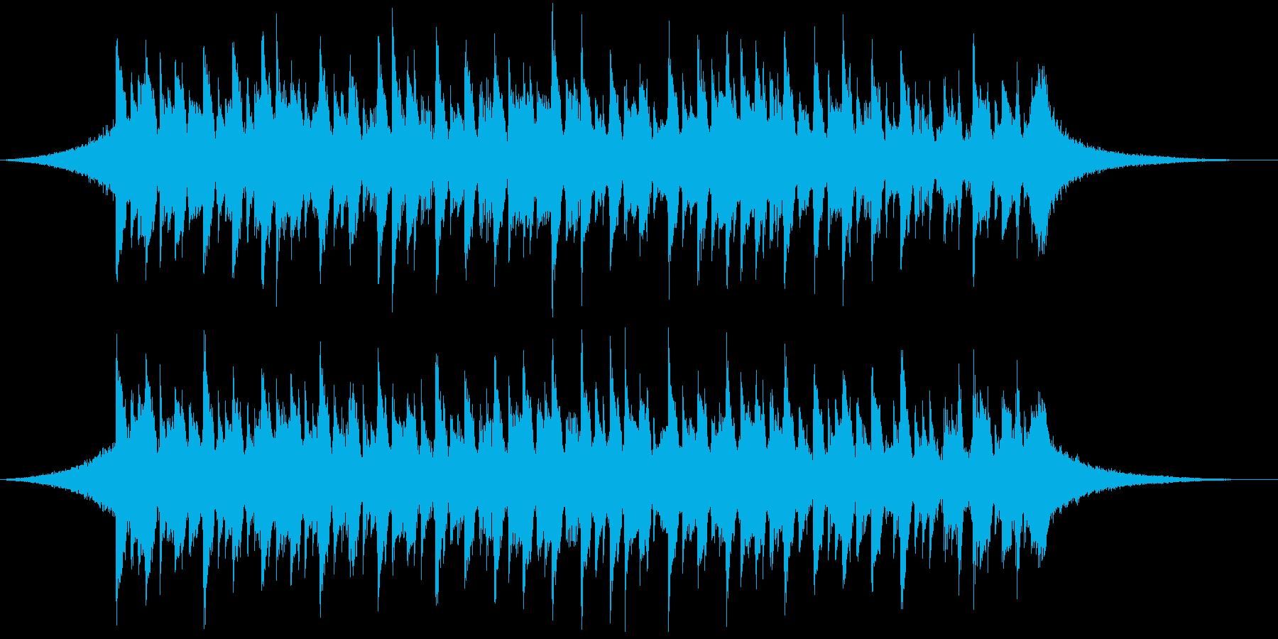 企業VP系54、シンプル、シンセ、爽快cの再生済みの波形