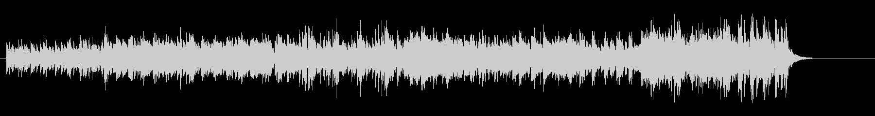 中近東風ワールド・ミュージック系BGMの未再生の波形