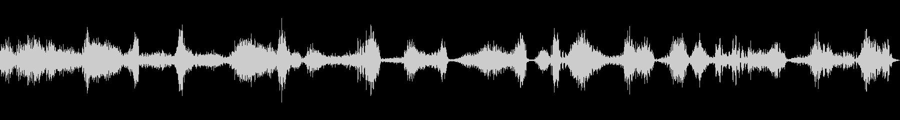 ラジオスキャン3の未再生の波形